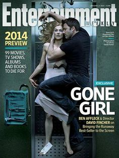 We're already ready for Gone Girl!!