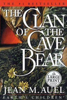 books by Jean Auel  The Valley of the Horses  The Land of Painted Caves  The Mammoth Hunters  The Shelters of Stone  The Plains of Passage