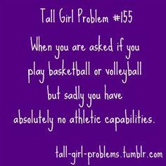 basketball, coupons, balls, growing up, tall girl problems, dance, coaches, tall girls, true stories