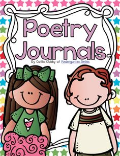 poetry journal, futur classroom, literaci, journals, poetri journal, kindergarten smile, kindergarten idea, educ, read idea