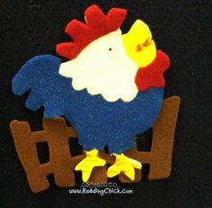 Cock-a-doodle Quack Quack