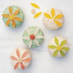 Spring Cupcakes Recipe - Delish.com