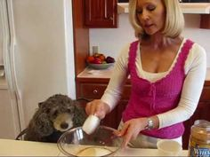 Betty's Dog Cookies Recipe (For Dogs!)