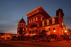 December 31, 2013: New Year's Eve at The Windsor Hotel in Americus, #Georgia.