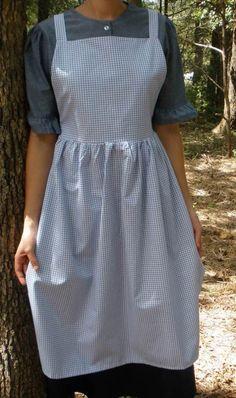 Ringger Clothing Dresses- many fabrics for this apron #apron #avental