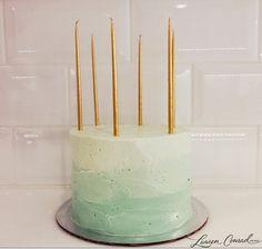 Ombre Cake by Lauren Lowstan