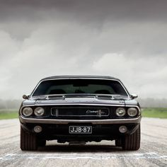 Dodge Charger - the original.