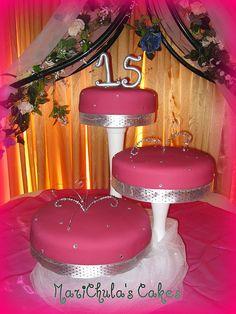 Quinceañera Cake (Sweet 15)