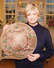 Hat Embellishments - Martha Stewart Home & Garden
