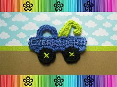 Ravelry: Truck Applique-3 designs pattern by Patricia Eggen