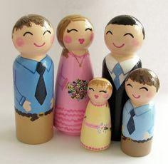 cutest peg dolls ever!