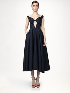 Jil Sander - Wool Dress