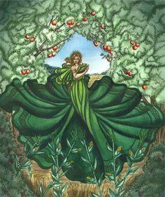 goddess - demeter