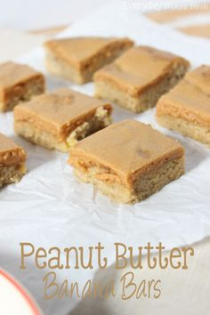 Peanut butter and ba