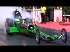 ▶ 2013 Nostalgia Classic Tim Arfons Green Monster Nostalgia Drag Racing Quaker City Motorsports Park - YouTube