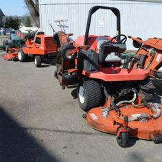 Jacobsen HR 5111 Rotary Mower - For Sale/Wanted - TurfNet.com