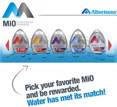 mio coupon FREE CASE OF WATER WHEN YOU BUY MIO ~ HURRY AND PRINT THIS RARE COUPON #MIO