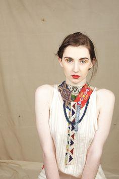 colorfall neckpiece - State shop