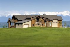 Bozeman Luxury Homes in Triple Tree.