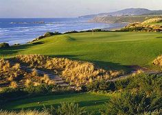 Along the Oregon coast is Bandon Dunes, which is giving Pebble Beach a run for its money among serious players.