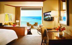Deluxe Ocean Suite at The Cove Atlantis.