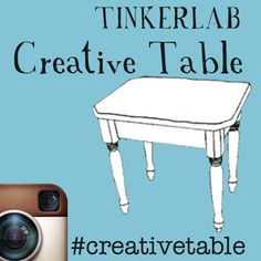 Creative Activities for Kids | Creative Table Project