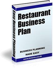 Restaurant Business Plan Specific For Restaurant Businesses