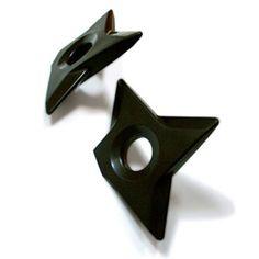 Ninja star magnets. YES PLEASE!!!