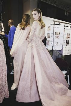 {fashion inspiration | runway : elie saab spring 2014 couture}