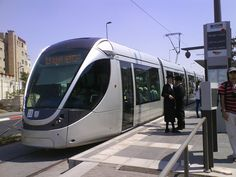 Jerusalem tram!