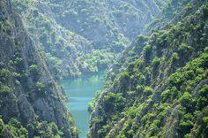 Matka Lake, Northern Macedonia