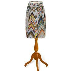 eShakti Undulation skirt, $50