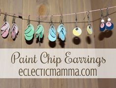 Crafty Quickie with Country Chic Cottage and Moore Craft Time | EclecticMamma