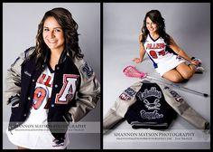 lacrosse senior pictures