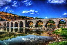 Ten eyed bridge, Anatolia