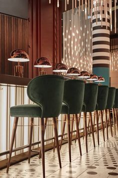 Get the best lighting and furniture pieces for your restaurant interior design project! Discover our entire collection of luxury lamps and furniture at luxxu.net  #luxury #restaurantdesign #interiordesign #interiordesignideas #restaurantfurniture #restaurantdesign
