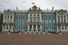 Catherine Palace & Amber Room