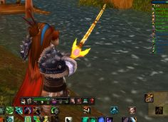 Wow world of warcraft on pinterest world of warcraft for Fishing poles wow