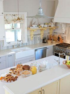 - Sarah Richardson- kitchen