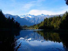 Westland National Park, New Zealand
