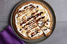 desserts, delici food, cake, yum yummi, dessert recipes, yum cooki, cooki pizza, cooki dessert, decor cooki