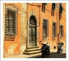 | ? | Patina of history - Lucca, Tuscany | by © jolivillage