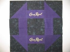 Crown Royal block idea