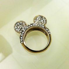 Disney Ring - cute!