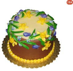 Beaverton Bakery | Decorated Cakes – Flowers