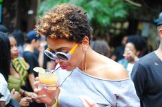 Everyday People / Au Naturale Event.  Hair Color Curls Natural Hair