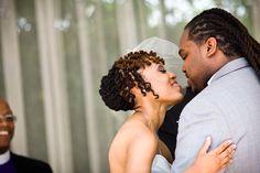 Wedding Hair: Versatile Locs - Munaluchi Bridal Magazine