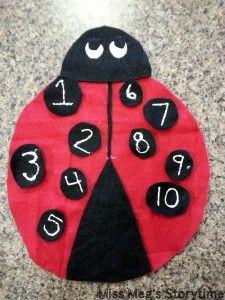 Miss Megs Storytime: Little Ladybug