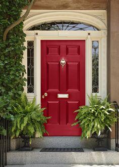 10 best front door colors