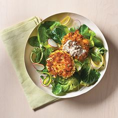 Crab Cakes with Spicy Rémoulade Recipe